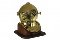 Taucherhelm Taucherglocke Navy Diving Helmet Mark V N15