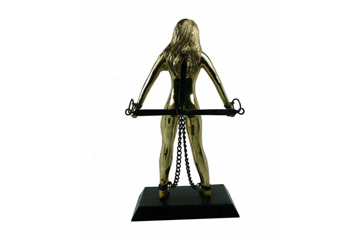 Akt Figur Kette Pranger Fessel Inquisition X76, 199,00 €, Tiva