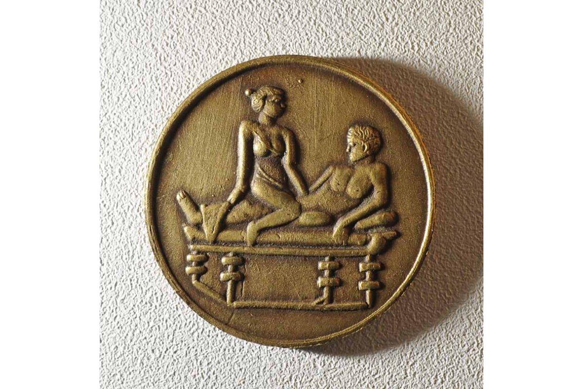 Römische Bordellmünze N06, 19,90 €, Tivas-Fantasy - M